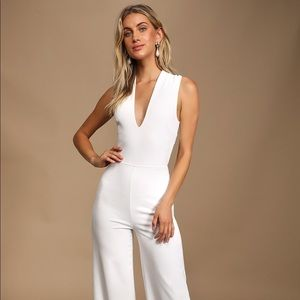 Lulu's thinking out loud jumpsuit